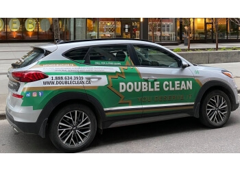Edmonton commercial cleaning service DOUBLE CLEAN INC.