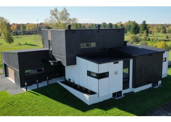 Trois Rivieres residential architect Doucet + Turcotte Architectes Inc.