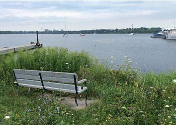 Kingston public park Doug Fluhrer Park