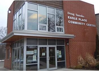 Brantford recreation center Doug Snooks Eagle Place Community Centre