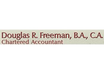 Oshawa accounting firm Douglas R. Freeman, B.A., C.A.