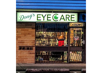 Delta optician Doug's Eyecare Optical
