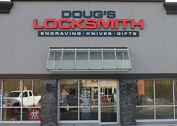 Chilliwack locksmith Doug's Key Mart & Locksmith Service