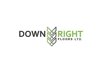 Abbotsford flooring company DownRight Floors Ltd.