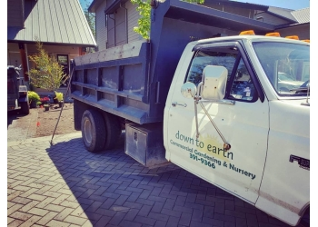 Victoria landscaping company Down To Earth