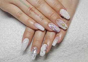 Regina nail salon Downtown Nail Spa
