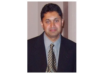 Oakville dermatologist Dr. Aamir Haider, MD, FRCP(C)