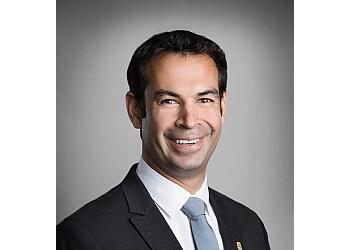 St Albert optometrist Dr. Aaron Patel, OD