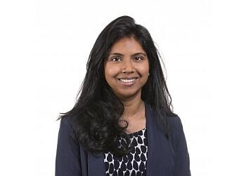 Chilliwack optometrist Dr. Abigail Asirvatham, OD