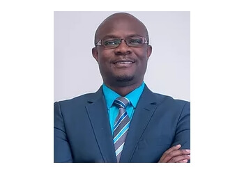 Hamilton pediatrician Dr. Abiodun Oyebola, MD