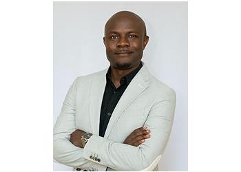 Hamilton pediatrician Dr. Abiodun Oyebola, MD, MPH, FAAP