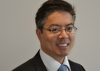 Barrie dentist Dr. Adam Tan, DMD
