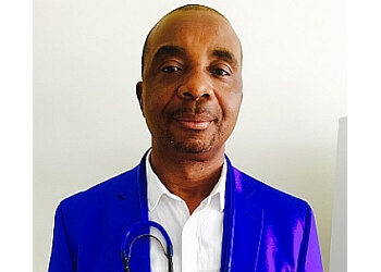 Mississauga primary care physician Dr Akinsete