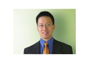Richmond podiatrist Dr. Albert Li, DPM