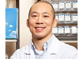 Markham optometrist Dr. Alex Mah, OD