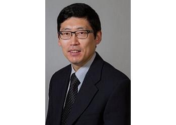 London optometrist Dr. Alexander J. Mao, OD, MPH