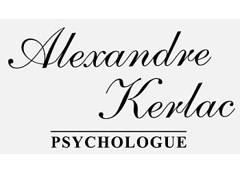 Longueuil psychologist Dr. Alexandre Kerlac, R. Psych