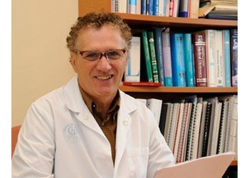 Moncton gynecologist Dr. Alfred Robichaud, MD