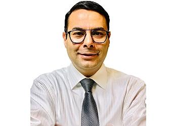 Airdrie optometrist Dr. Ali Moradian, OD