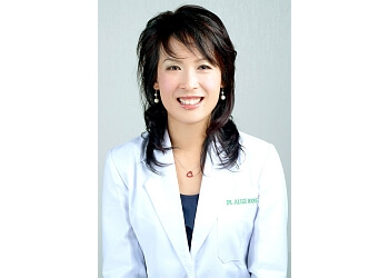 Delta podiatrist Alice Wang, DPM