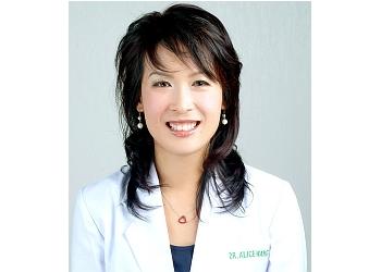 Delta podiatrist Dr. Alice Wang, DPM