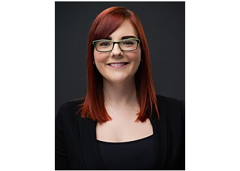 Saskatoon pediatric optometrist Dr. Alicia Finch, OD