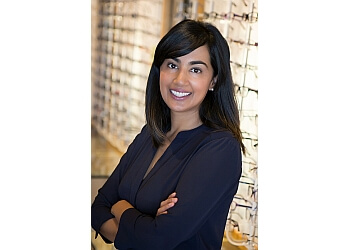 Milton pediatric optometrist Dr. Alisa Khan, OD