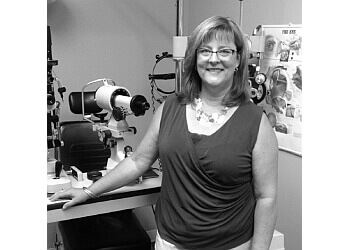 Sault Ste Marie pediatric optometrist Dr. Alison M. Hayes-Sheen, OD, HBSc