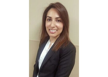 Medicine Hat pediatric optometrist Dr. Aliya Pabani, B.Sc., OD