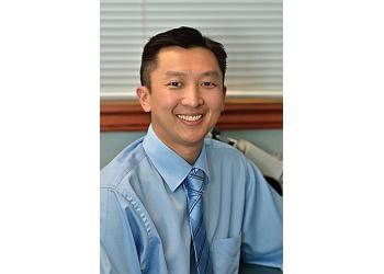 Richmond Hill optometrist Dr. Allan Hum, OD