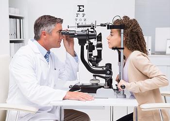 Thunder Bay pediatric optometrist Dr. Allan McNally, OD