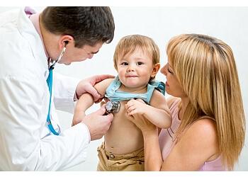 Richmond Hill pediatrician Dr. Alvin Lu, MD