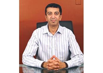 Oshawa chiropractor Dr. Aly Shariff, DC