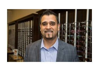 Hamilton optometrist Dr. Aman Dhaliwal, OD