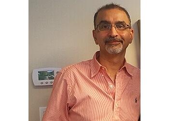 Abbotsford podiatrist Dr. Amarjit Masson, DPM