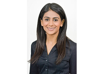 Red Deer children dentist Dr. Amberene Chunara, DMD