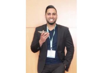 Edmonton orthodontist Dr. Amer Hussain, BSc, MSc, DDS, FRCD
