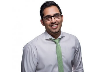 Dr. Amer Hussain, B.Sc., M.Sc., D.D.S., F.R.C.D Sherwood Park Orthodontists