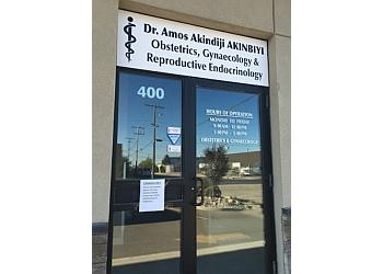 Regina gynecologist Dr. Amos Akinbiyi, MD