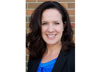Airdrie optometrist Dr. Amy Forrest, OD
