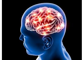 Mississauga neurologist Dr. Andre Douen