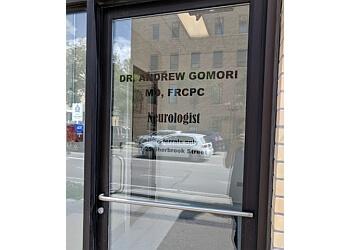 Winnipeg neurologist Dr. Andrew J. Gomori