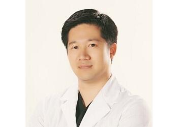 Langley optometrist Dr. Andrew Kim, OD