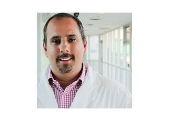 Barrie urologist Dr. Andrew Ray, MD, FRCSC