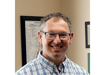 Hamilton chiropractor Dr. Andriejus Kvedaras, DC