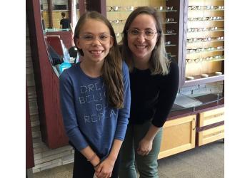Gatineau pediatric optometrist Dr. Anne-Marie Dargis-Brousseau, OD