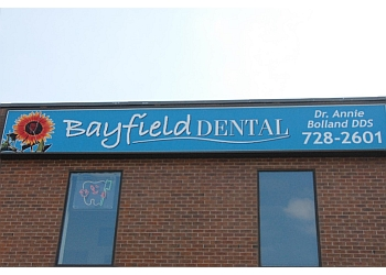 Barrie children dentist Dr. Annie Bolland, DDS
