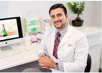 Gatineau podiatrist Dr Antoun Hajj, DPM