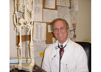 Toronto rheumatologist Dr. Arthur Bookman