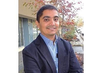 Nanaimo cardiologist Dr. Arun Natarajan, MD
